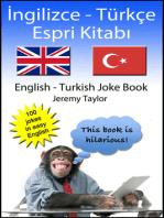 English Turkish Joke Book