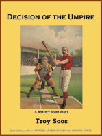 Decision of the Umpire