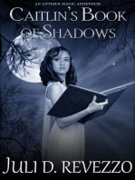 Caitlin's Book of Shadows (Antique Magic #2)