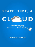 Space, Time, and Cloud