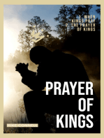 The Prayer of Kings (2 sermons)