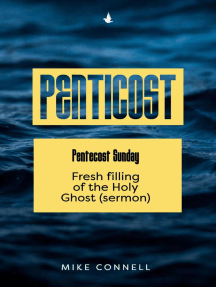 Pentecost Sunday - Fresh Filling of the Holy Ghost (sermon)