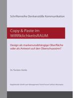 Copy & Paste im WIRRklichkeitsRAUM