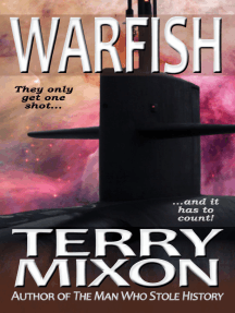 War Fish: A Military Science Fiction Short