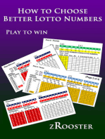 How to Choose Better Lotto Numbers
