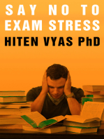 Say No To Exam Stress