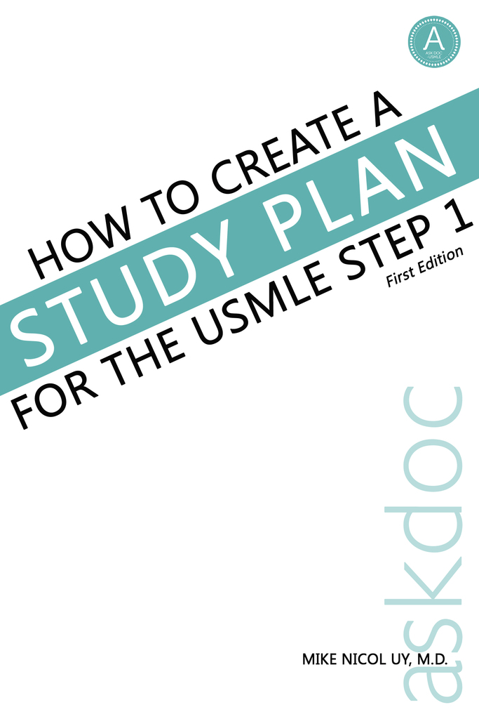 How to Create a Study Plan for the USMLE Step 1 by Mike Nicol Uy - Book -  Read Online