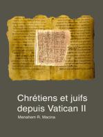 Chrétiens et juifs depuis Vatican II