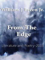 From The Edge, Literature And Poetry-2013