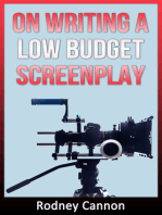 On Writing A Low Budget Screenplay