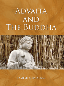 Advaita And The Buddha