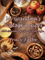 My Grandma's Vintage Recipes