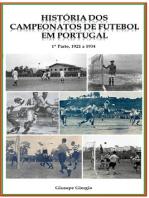 História dos Campeonatos de Futebol em Portugal, 1921 a 1934