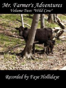 Wild Cow (Mr. Farmer's Adventures, Vol. 2)
