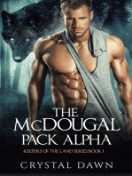 Keepers of the Land Book I The McDougal pack Alpha