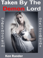 Taken By The Demon Lord (Forced and Taken Vol 1)