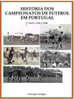 História dos Campeonatos de Futebol em Portugal, 1934 a 1946