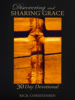 Discovering and Sharing Grace