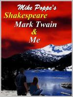 Shakespeare, Mark Twain, and Me