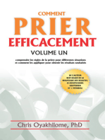 Comment Prier Efficacement Volume Un