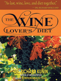 The Wine Lover's Diet