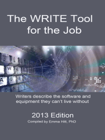 The Write Tool for the Job