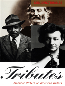 Tributes: American Writers on American Writers