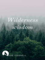 Wilderness Wisdom (4 sermons)