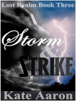 Storm & Strike (Lost Realm #3)