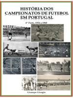 História dos Campeonatos de Futebol em Portugal, 1954 a 1960