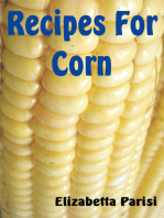 Recipes for Corn