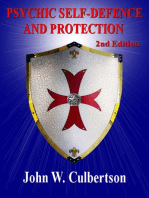 Psychic Self-Defense and Protection
