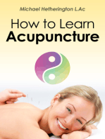 How to Learn Acupuncture