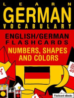 Learn German Vocabulary