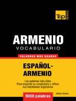 Vocabulario Español-Armenio