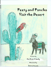 Peety and Poncho Visit the Desert