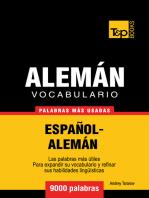 Vocabulario Español-Alemán