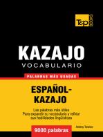 Vocabulario Español-Kazajo