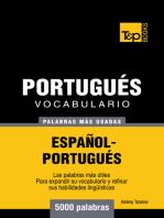 Vocabulario Español-Portugués