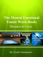 The Mental Emotional Tennis Work Book