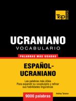Vocabulario Español-Ucraniano