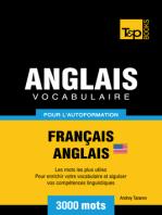 Vocabulaire Français-Anglais américain pour l'autoformation