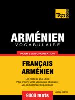 Vocabulaire Français-Arménien pour l'autoformation