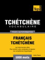 Vocabulaire Français-Tchétchène pour l'autoformation