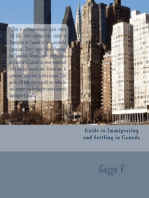 Guide to Immigrating and Settling in Canada