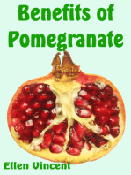 Benefits of Pomegranate