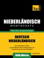 Deutsch-Niederländischer Wortschatz für das Selbststudium