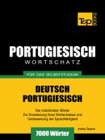 Deutsch-Portugiesischer Wortschatz für das Selbststudium