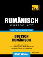 Deutsch-Rumänischer Wortschatz für das Selbststudium