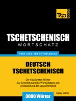 Deutsch-Tschetschenischer Wortschatz für das Selbststudium
